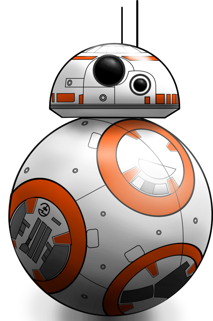 clipart royalty free library R2d2 clipart free printable. Bb clip art by