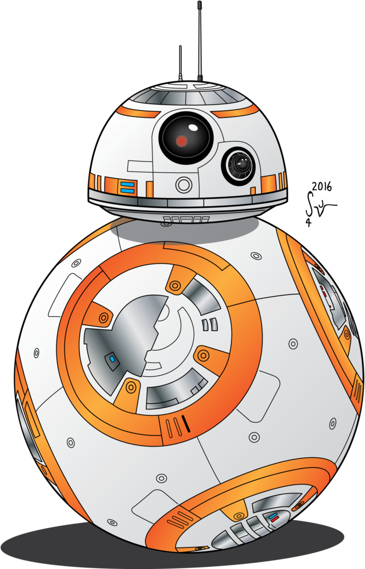 clipart free download Bb8 clipart vector. Bb by sjvernon on.