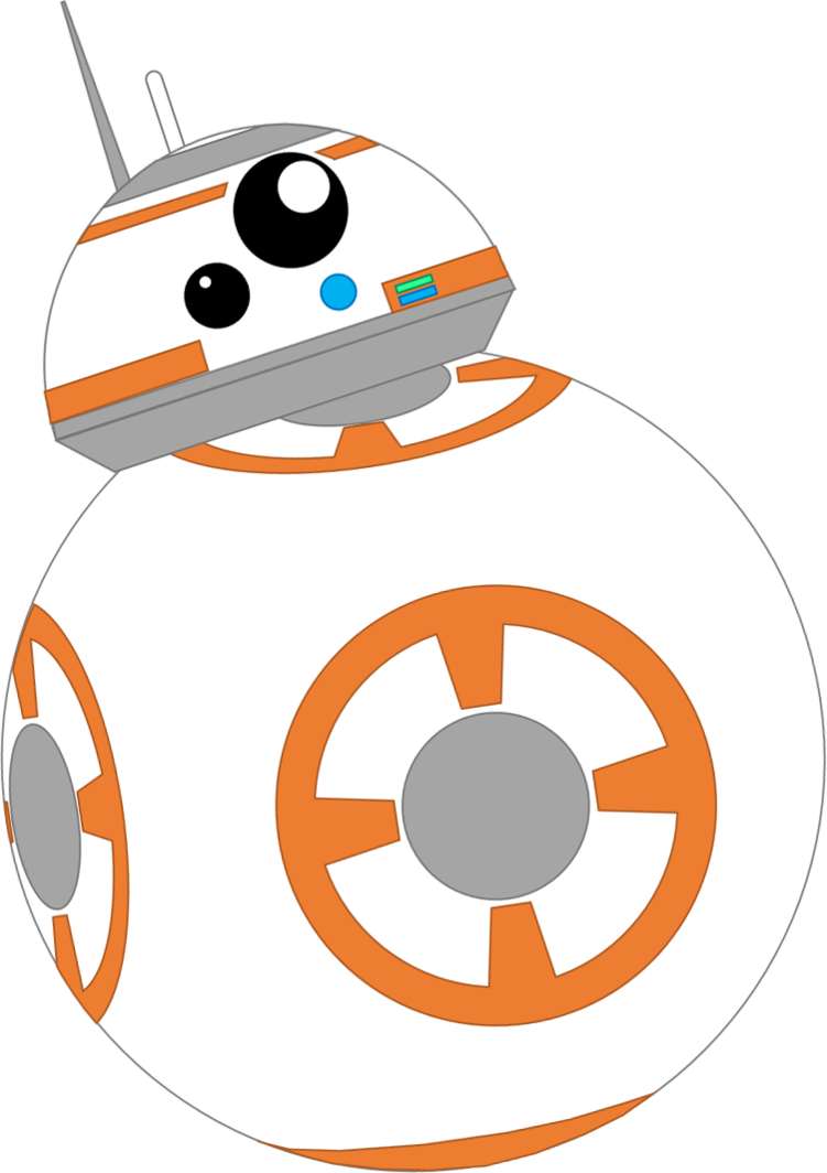 png free download Bb by coulden dx. Bb8 clipart yoda.