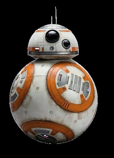vector download Star wars the last jedi BB