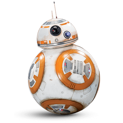 image library download bb8 transparent starwars robot #89976330