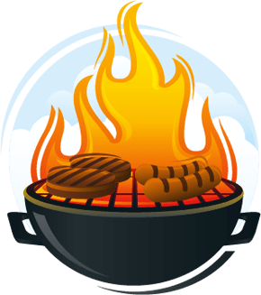 png free download Transparent png stickpng. Bbq clipart.