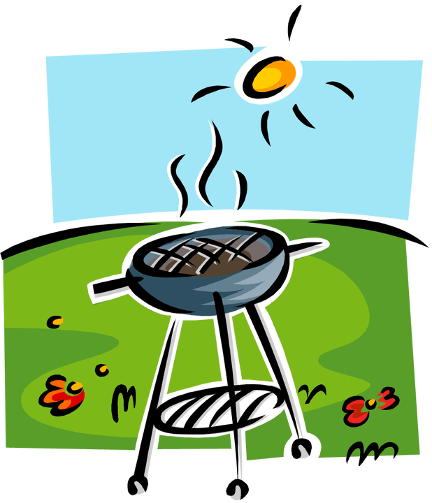 png library stock Grilling clipart back to school. Barbecue celebration free for