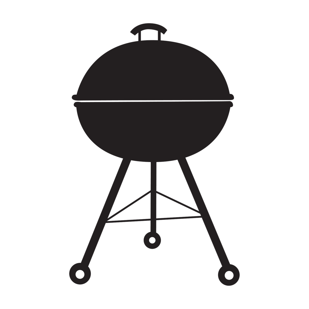 banner free library Grill clipart black and white.  collection of bbq