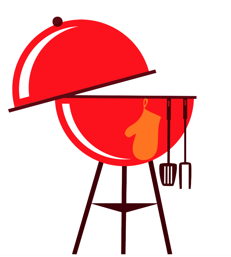 clipart free Barbecue grill Party Clip art