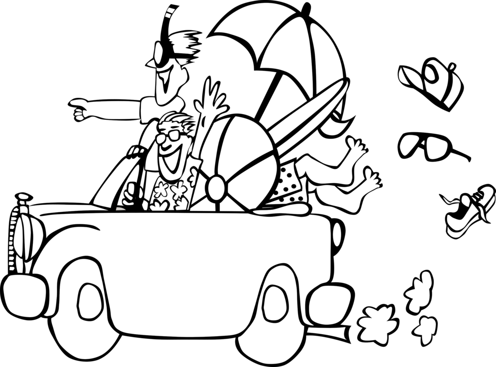vector royalty free stock Trip travel vacation field. Road clipart black and white