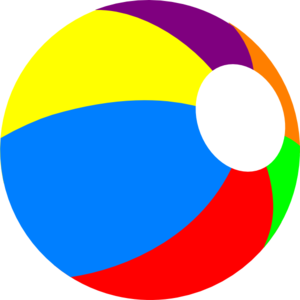 image freeuse library Beachball clipart beach ball. Primary clip art at