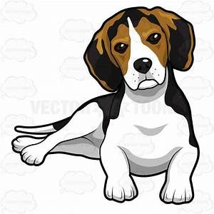 svg library download Beagle clipart. Clip art yahoo image