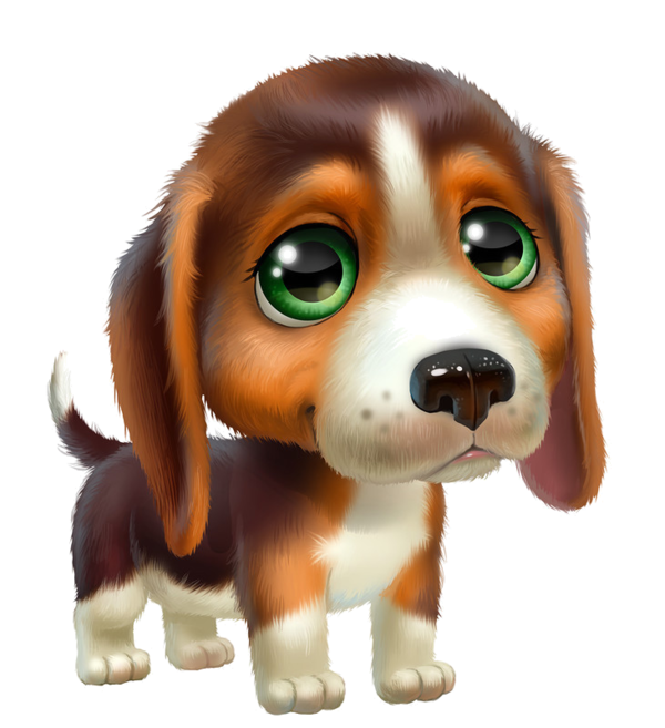 clip art freeuse stock Guinea clipart cute. Chiens dog puppies wallpapers
