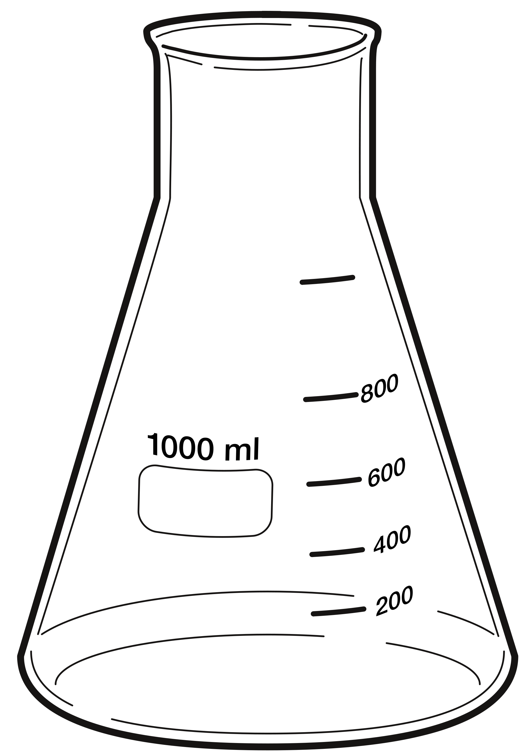 image freeuse library File ml flask svg. Beaker transparent erlenmeyer