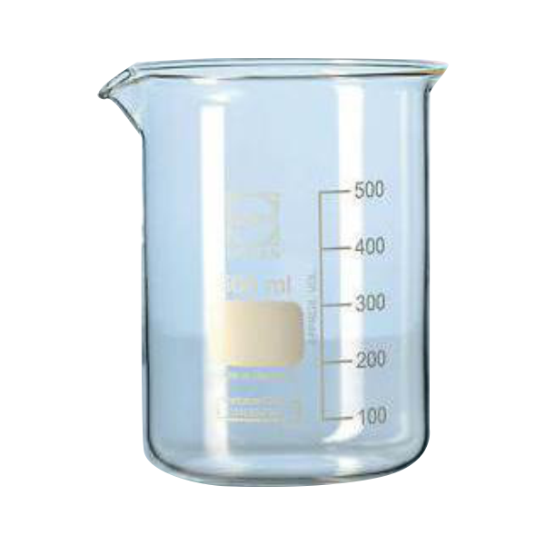clip black and white library Simson chemtech low form. Beaker transparent 125 ml