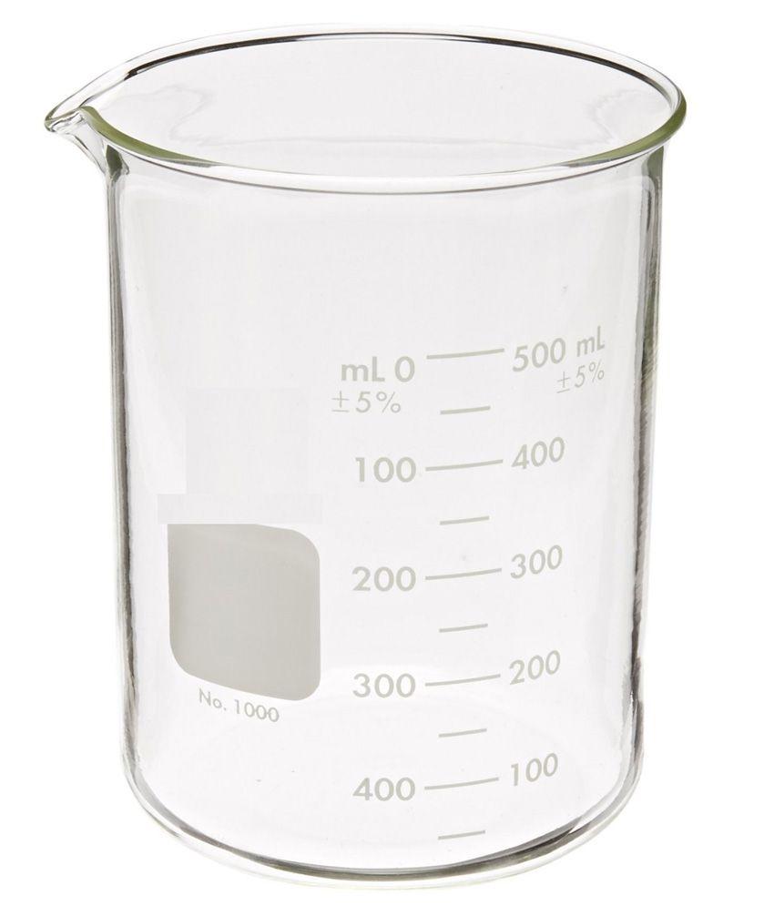 jpg royalty free stock Modern glass buy online. Beaker transparent 125 ml