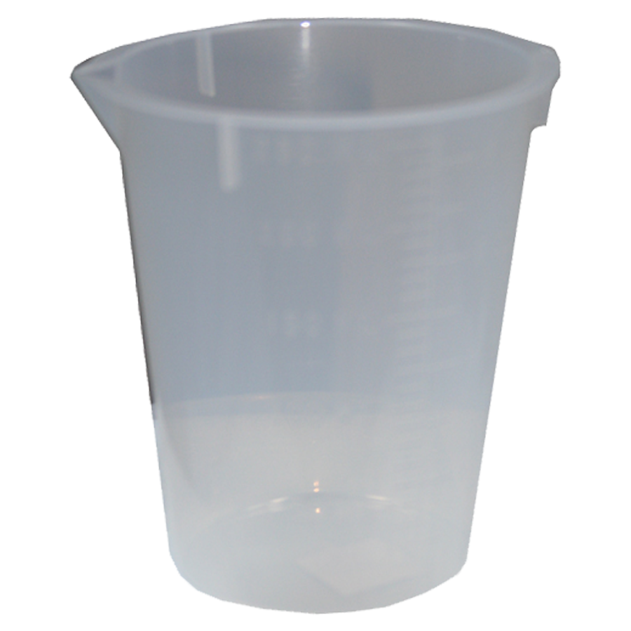 clip library download Measuring poly ml graduated. Beaker transparent 250ml
