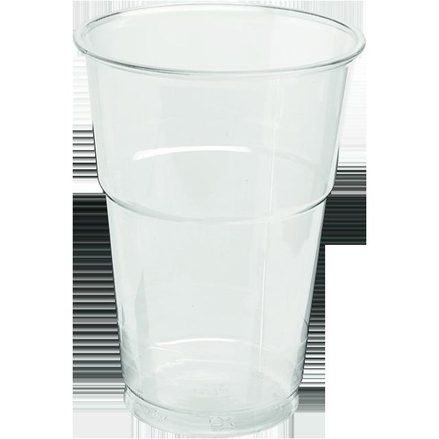 image library Beaker transparent 250ml. Glass beer soft drink