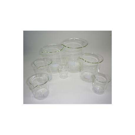 picture royalty free library Beaker transparent 400 ml. Schott duran range low