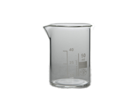 png free library Measuring glass equipment aromantic. Beaker transparent 50 ml