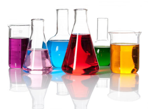 banner black and white  science png for. Beaker transparent chemistry