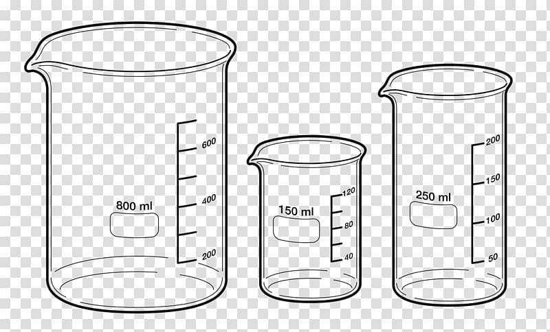 picture free download Beaker transparent clear background. Laboratory glassware