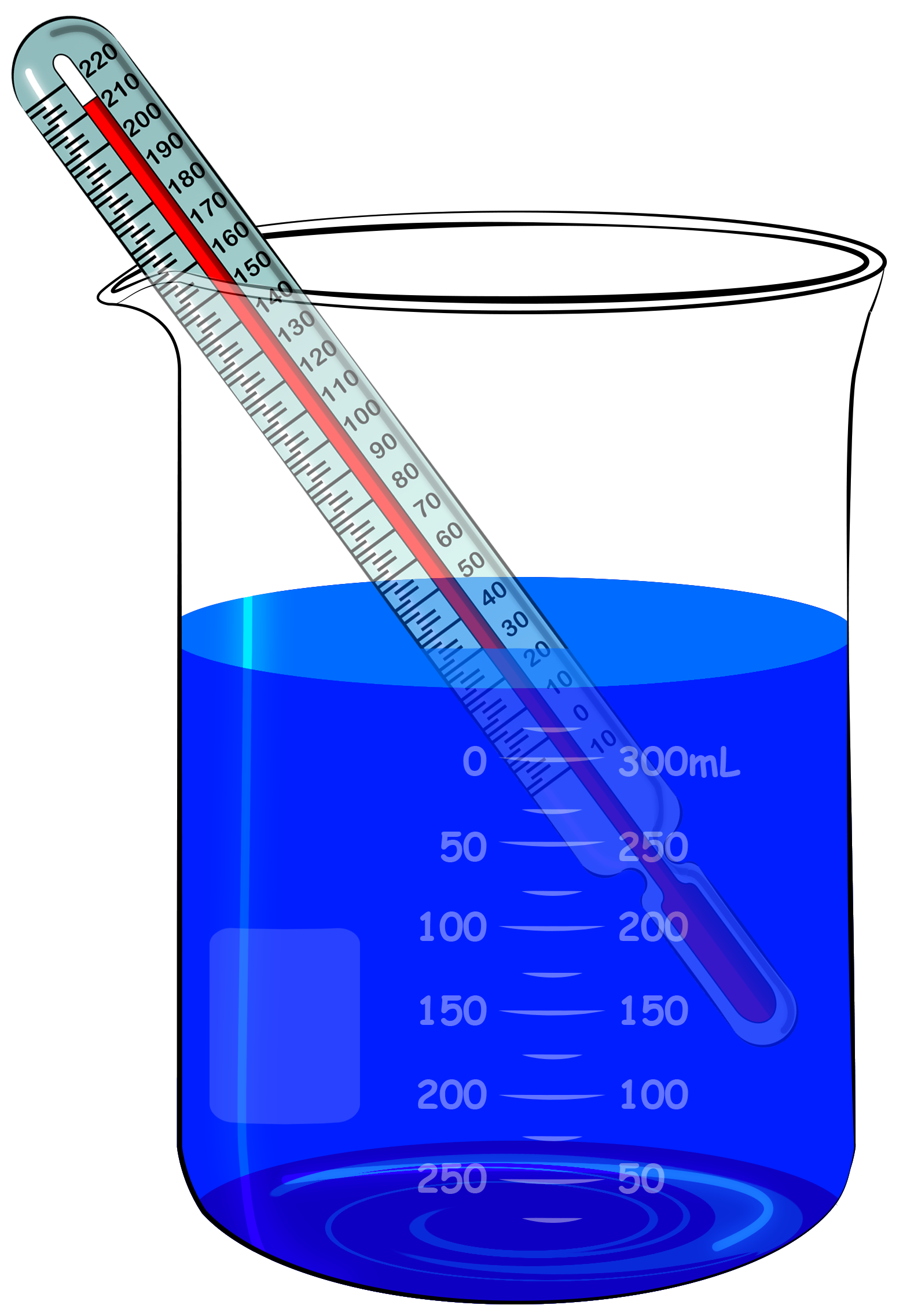 svg library stock Beaker transparent colorful. With colored thermometer wisc