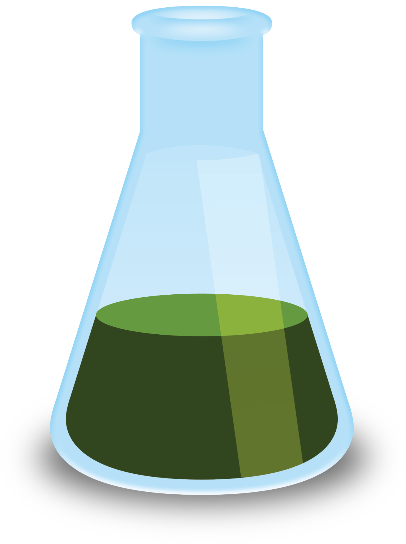 clip art stock  green png for. Beaker transparent medical