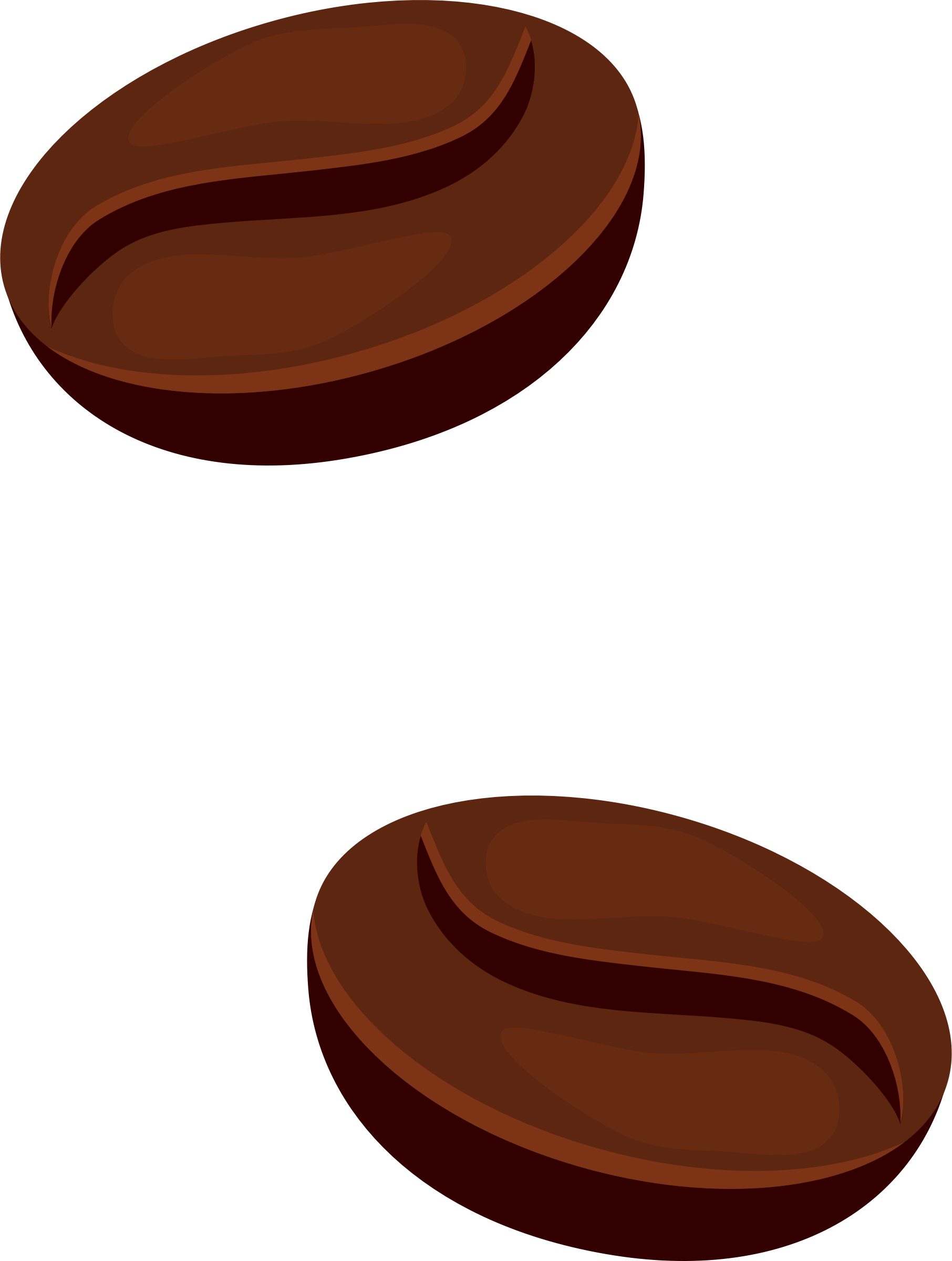 vector free library Vector coffee vintage. Cocoa bean clipart transparent