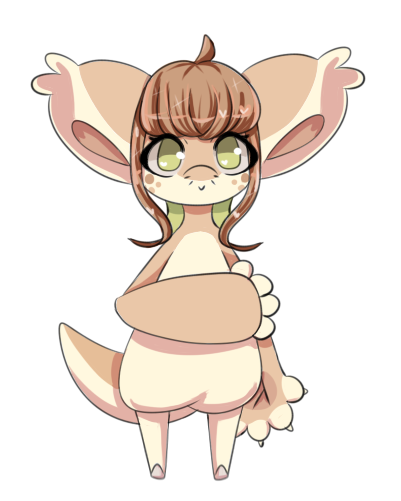 picture royalty free library Bean drawing chibi. Hazel bagbean by xophair