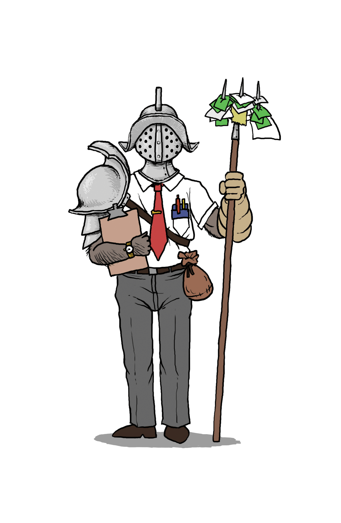 clipart download Bean drawing gladiator. The company bard