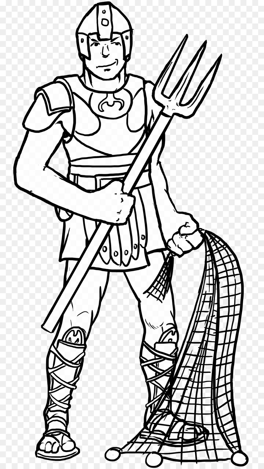 png freeuse Bean drawing gladiator. Book black and white