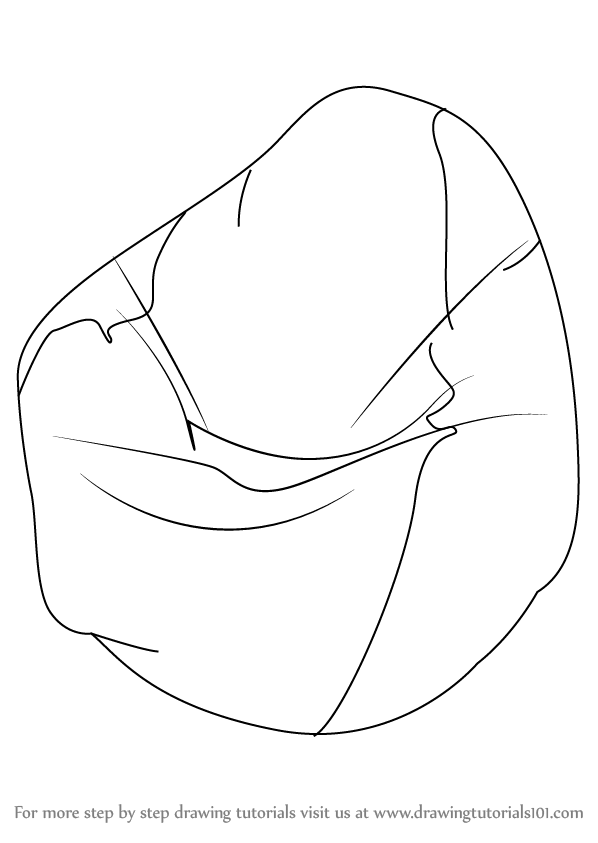 svg freeuse library Learn how to draw. Bean drawing simple