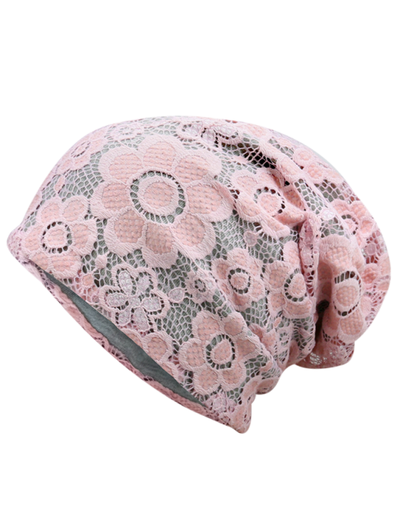 graphic freeuse download Beanie transparent floral.  lace striking breathable