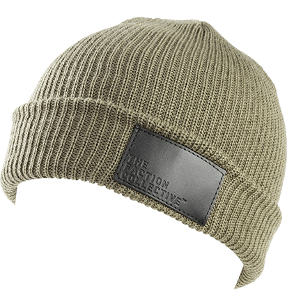 banner library stock Faction Fisherman Beanie