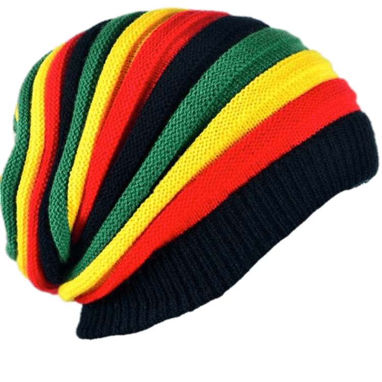 jpg black and white library Jamaican Hat For Women transparent PNG