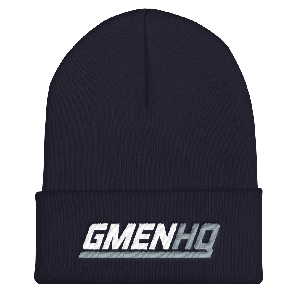 transparent library GMEN HQ Cuffed Beanie