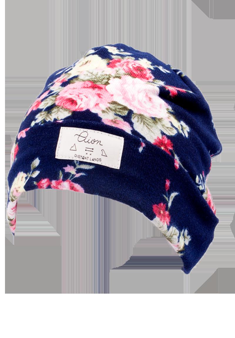 free Distant lands floral hats. Beanie transparent tumblr