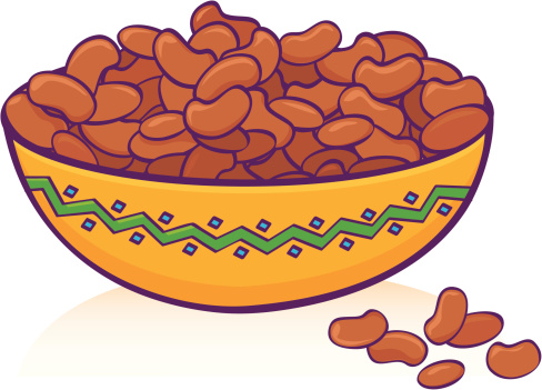 vector freeuse library Free pinto cliparts download. Beans clipart.