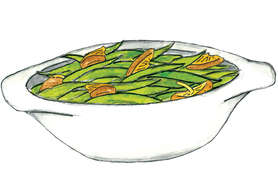 graphic transparent Beans Clipart green food