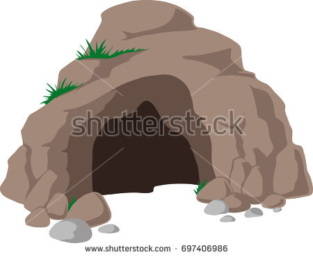 clip download Station . Bear cave clipart