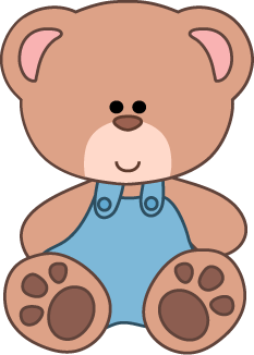 banner free Teddy clipart. Bear school plush baby