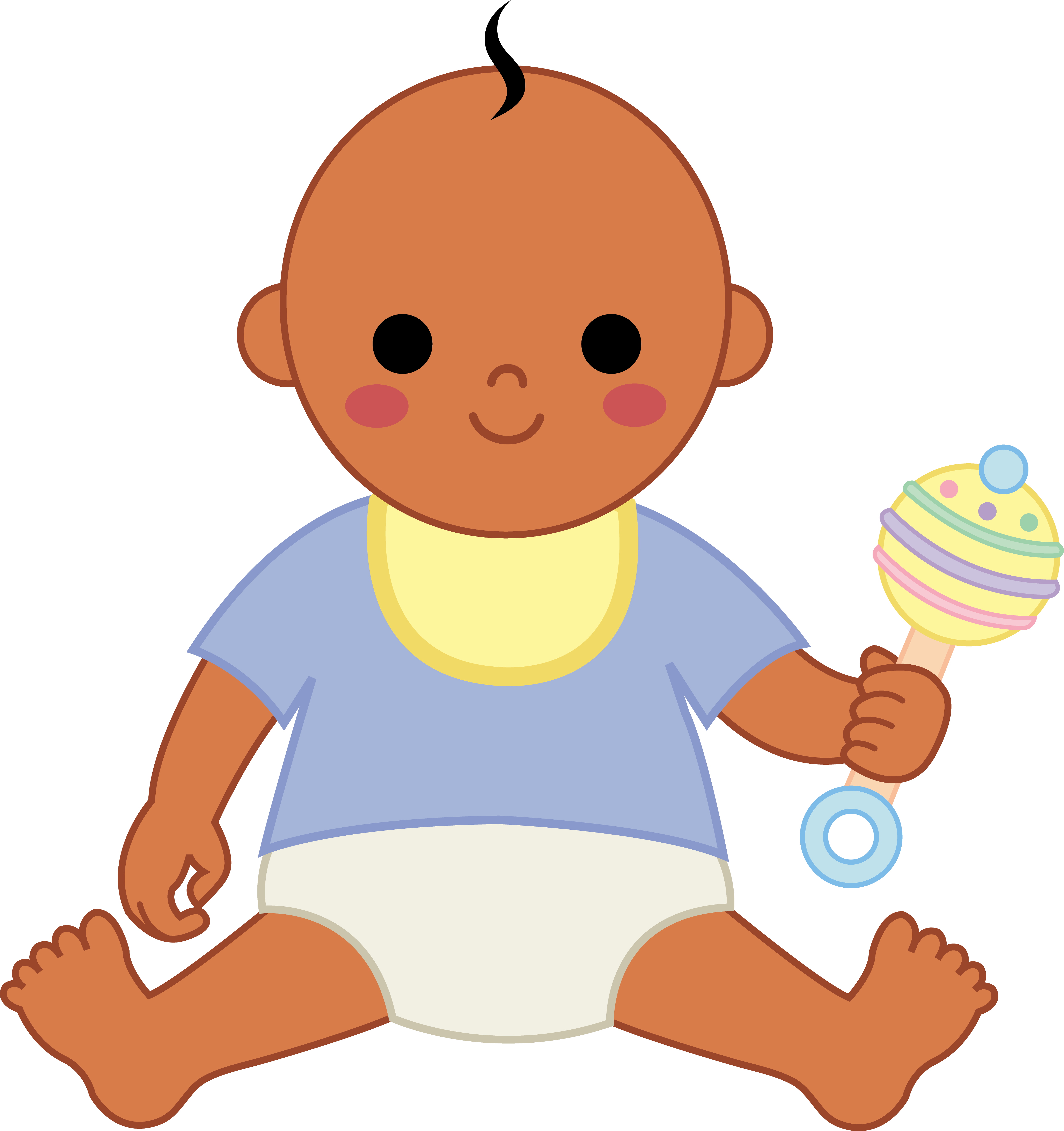 clip library download Little clipart baby sitting. Boy png mart.