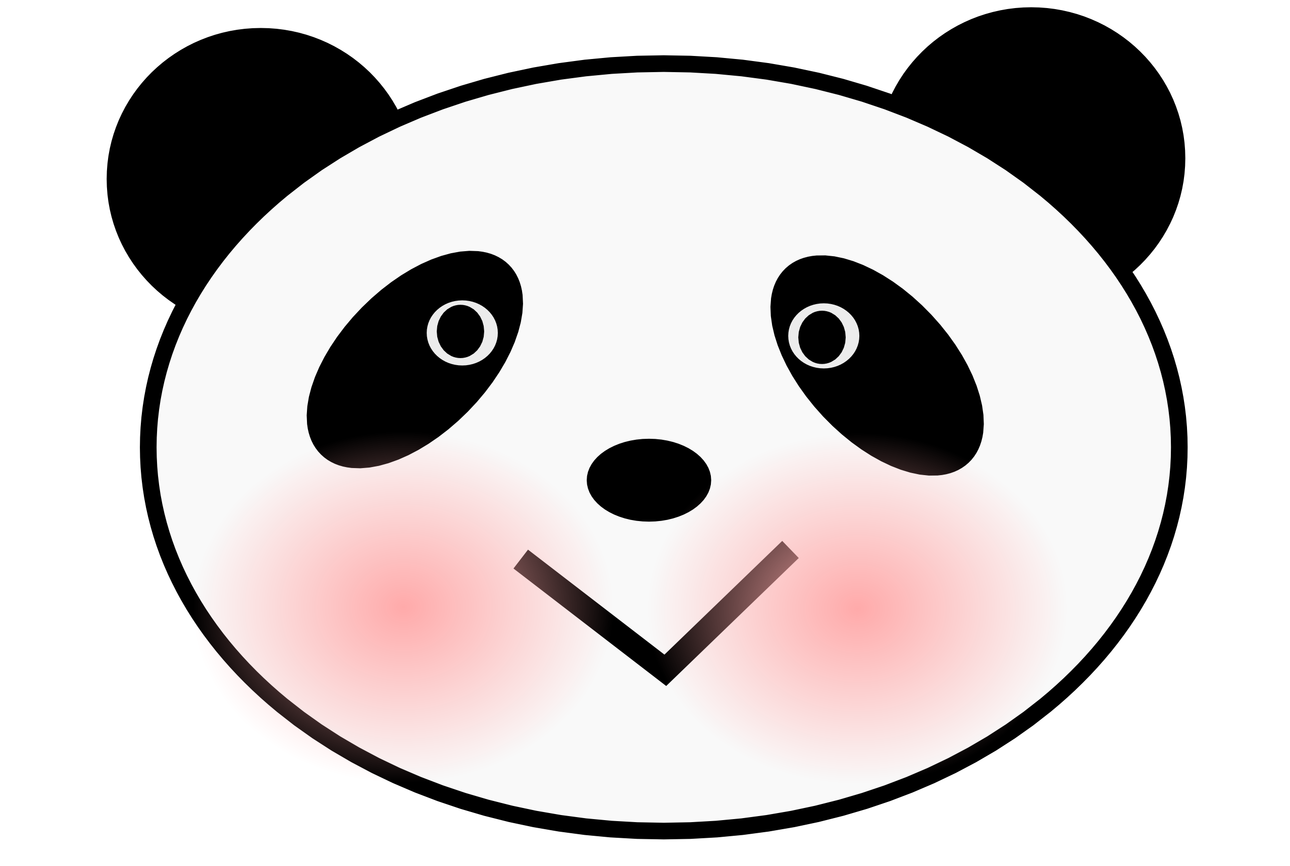 graphic transparent stock Bear clipart face. Teddy free at getdrawings