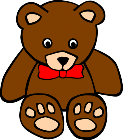 clip art transparent library Teddy clipartaz collection images. Bear clipart free