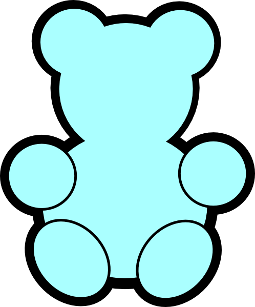 vector transparent Bear clipart outline. Refundable of a teddy