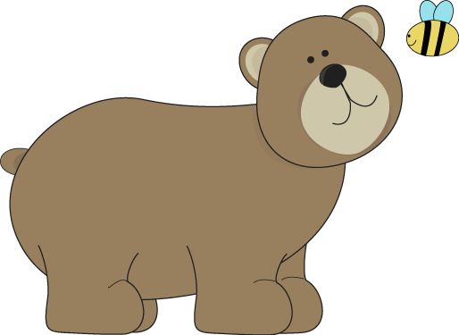 clipart freeuse Bear clipart. Clip art images brown