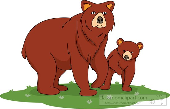 clipart transparent library Cub transparent free for. Bear cubs clipart