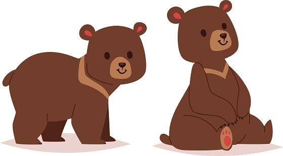 clipart transparent download Free cub cliparts download. Bear cubs clipart