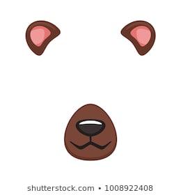 jpg Portal . Bear ears clipart