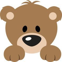 png Pin by michelle montgomery. Bear face clipart