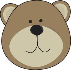 transparent download Free cliparts download clip. Bear head clipart