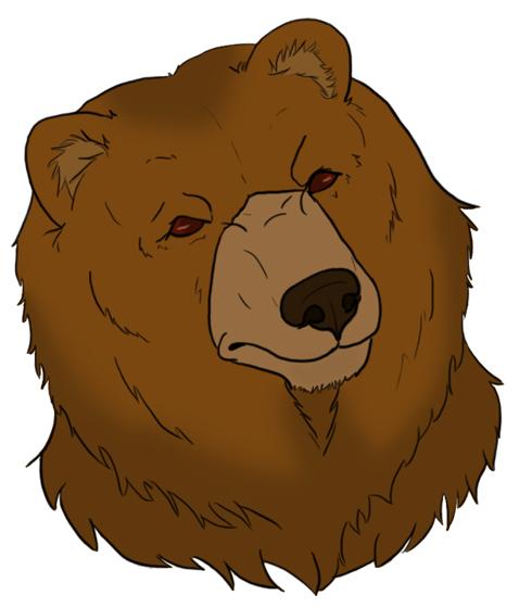 transparent download Bear head clipart. Free cliparts download clip