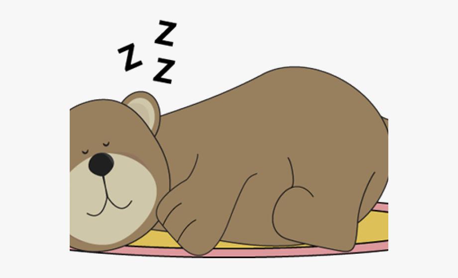 image library Polar png hibernation clip. Bear hibernating clipart